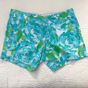 Lilly Pulitzer First Impressions Shorts